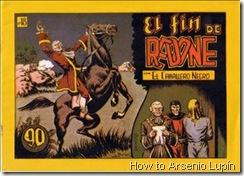 P00018 - El Caballero Negro #18