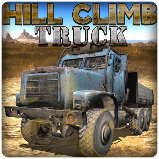 卡车爬坡 賽車遊戲 App LOGO-APP試玩