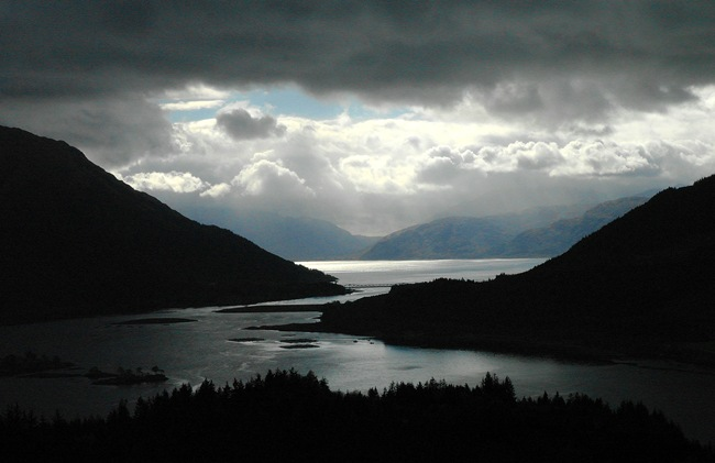 ANDY'S PICTURE: LOCH LEVEN