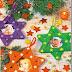 Manualidades: Estrellas de Navidad para el árbol