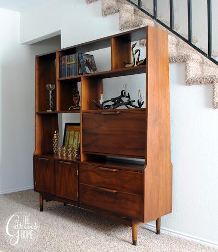 Nice Found: Mid Century Modern Room Divider Design