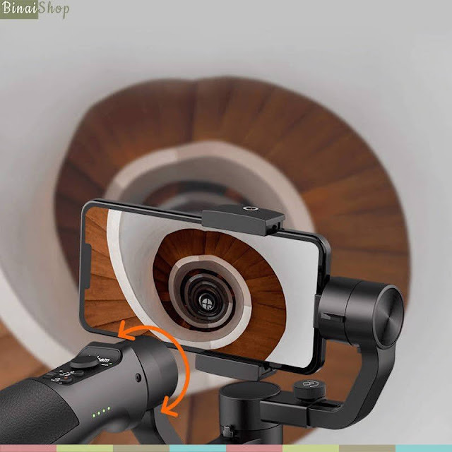 Hohem ISteady Mobile+ - Gimbal Chống Rung