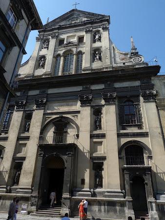 Obiective turistice Lvov: Catedrala Latina