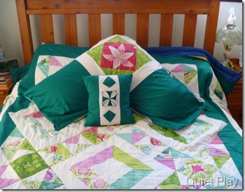 Boomerang Pillow Case Pattern