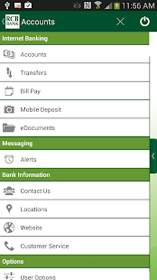 RCB Bank Mobile Banking - screenshot thumbnail