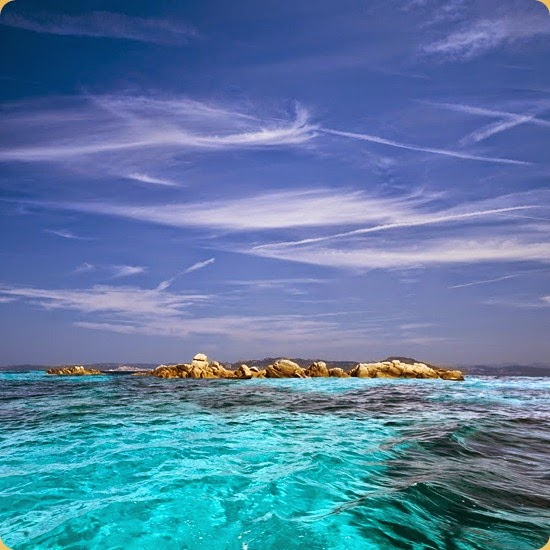 Archipelago of La Maddalena and Islands of Bocche di Bonifacio.2
