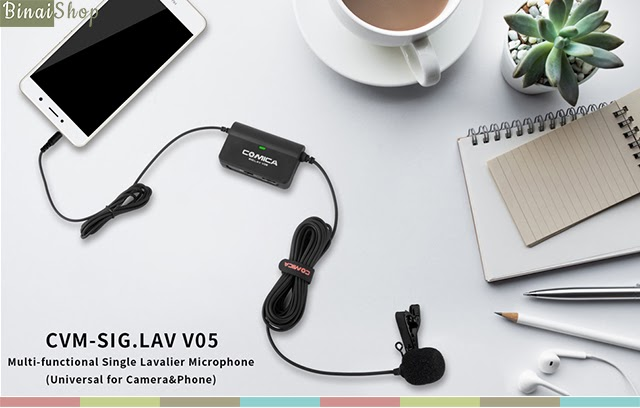 Comica CVM-SIG.LAV V05