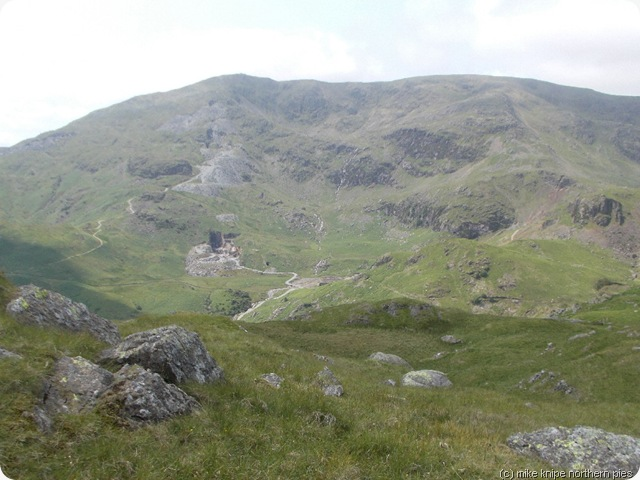 coniston old man from kitty crag