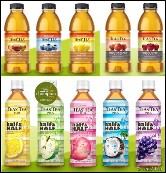 flavored varieties