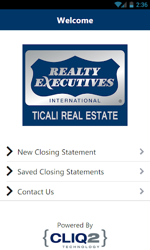 Ticali Real Estate