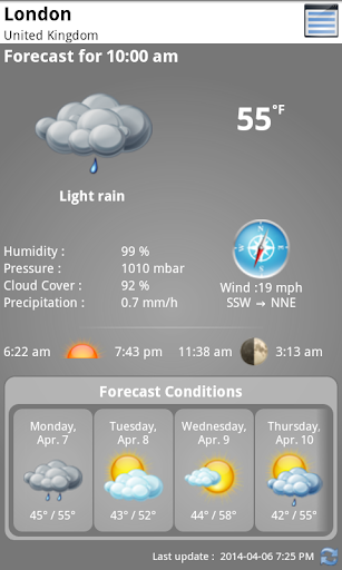 Weather Online Free
