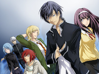 xem anime Code Breaker