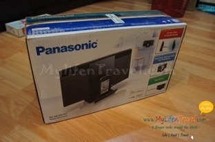 panasonic mini hi-fi