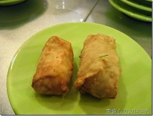 炸泡菜臭豆腐