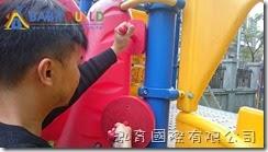 BabyBuild 遊戲設施『誘陷』檢測