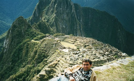 19. Imperator la Macchu Picchu.jpg