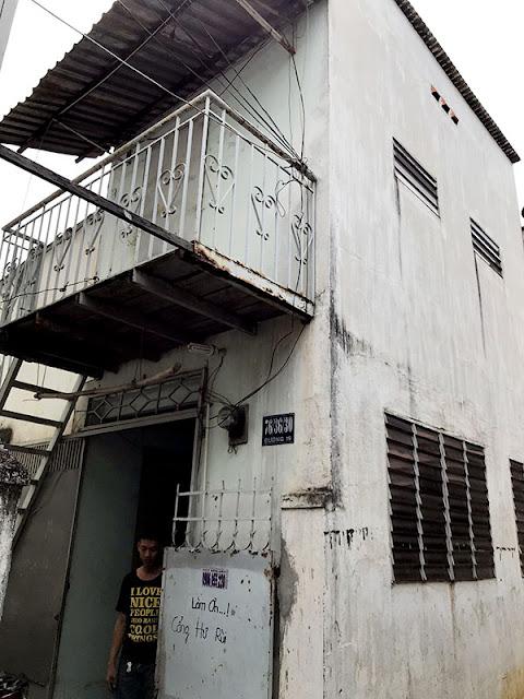 Bán dãy nhà trọ phường Linh Chiểu Quận Thủ Đức 08
