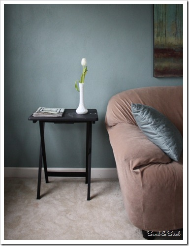 tv tray side table