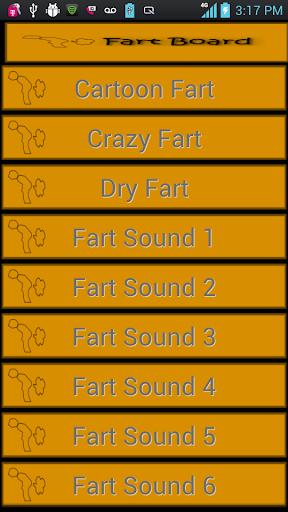 Fart Board
