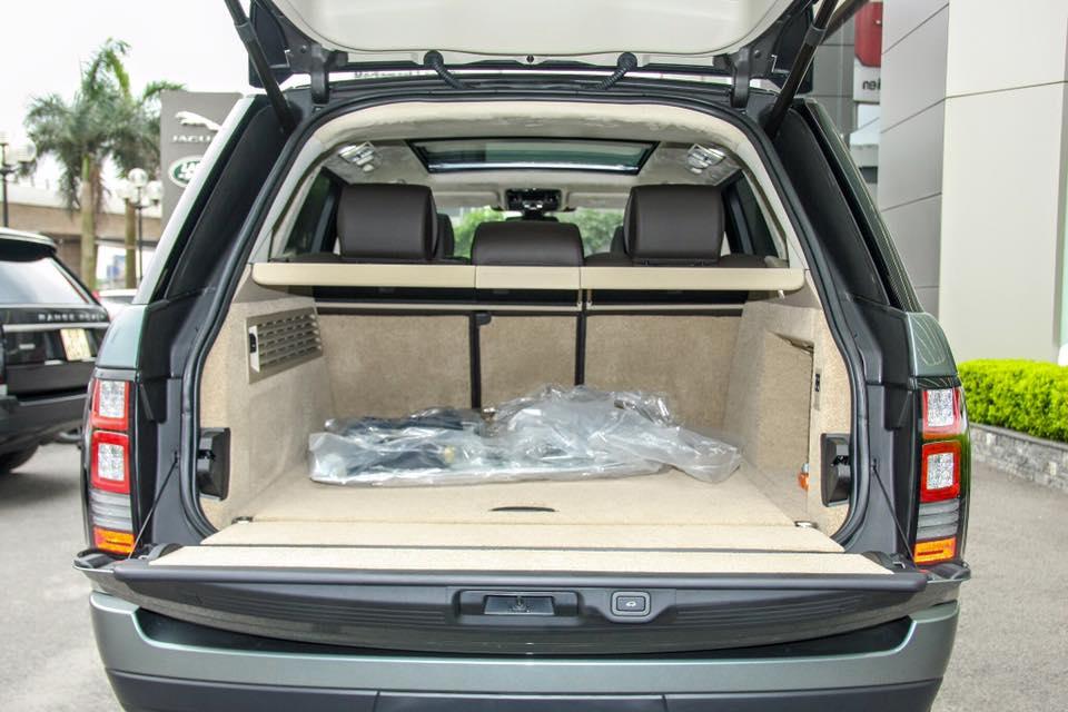 Nội thất xe Range Rover Vogue 010