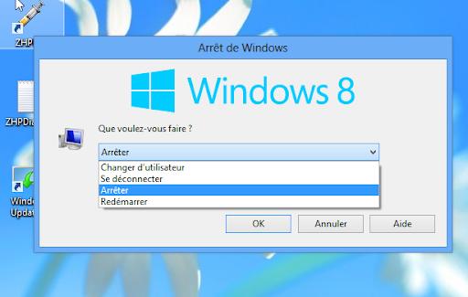 Forum windows 7 et windows 8 - Bureau windows 7 sur windows 8 ...