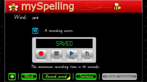 玩免費教育APP|下載mySpelling app不用錢|硬是要APP