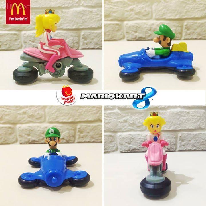 Sau Mario và nấm Toad nhỏ, đến lượt 2 nhân vật Happy