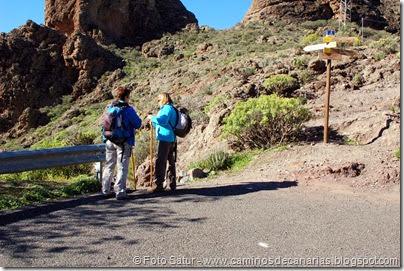 7629 El Aserrador-Paso Herradura(Degollada Hoya de La Vieja)