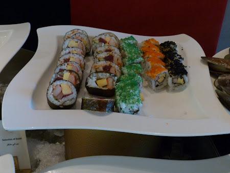 sushi la Burj al Arab
