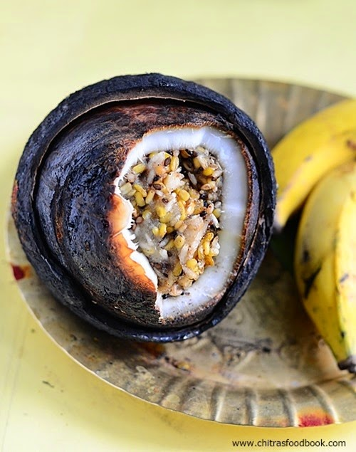 roasted coconut recipe