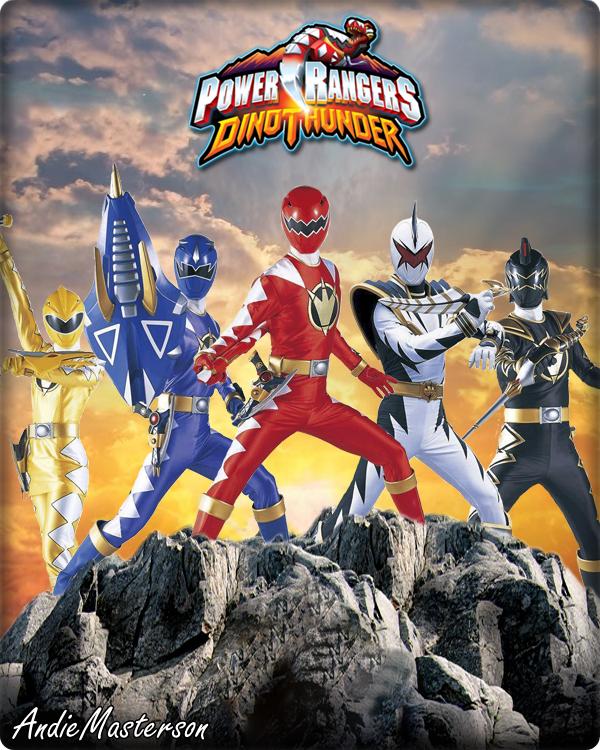 Power Rangers Dino Thunder - Siêu Nhân Power Rangers Dino Thunder /VietSub