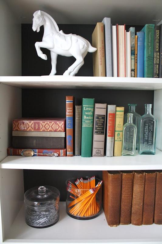 bookshelves emilyaclark.com