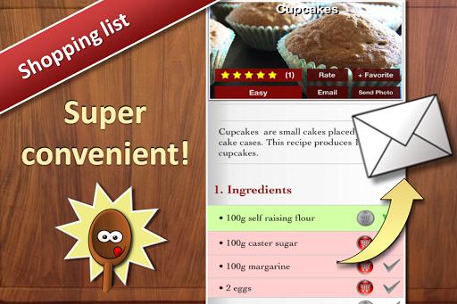 【免費生活App】廚師烏戈食譜-APP點子