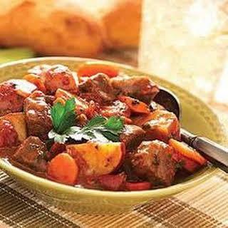 Jammin' Beef Stew.