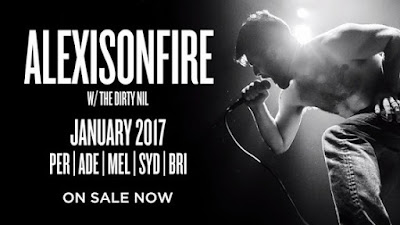 AUSTRALIA Tickets are On Sale NOW See you January 2017 Get Tickets