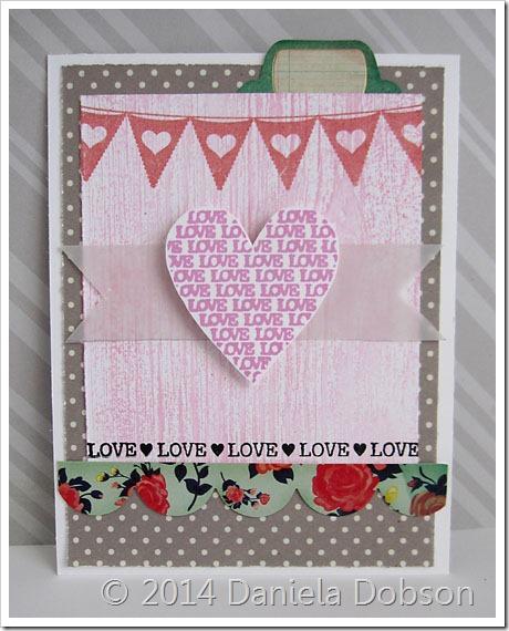 Love Love by Daniela Dobson