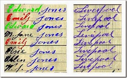 手写文件示例提供给竞争者