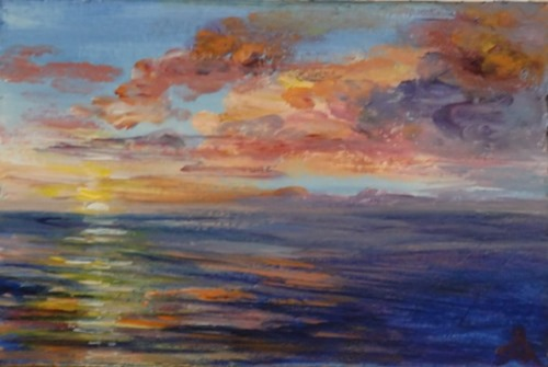 ocean-sunset-painting