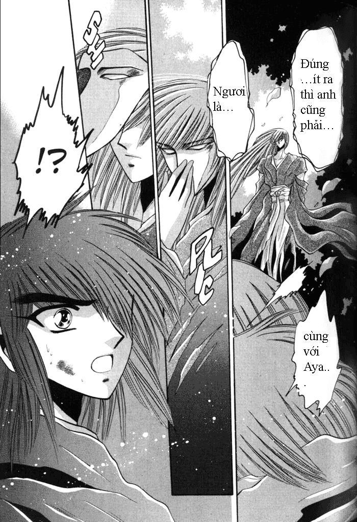 Moryo Kiden Chap 011