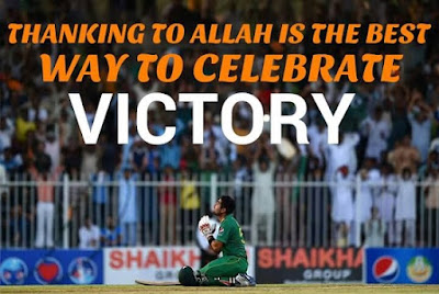 May Allah Bless Pakistan with all the happiness and victories :