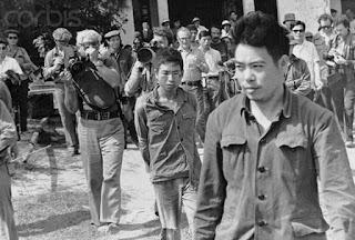 Lính Trung Quốc bị bắt tại Phố Lu