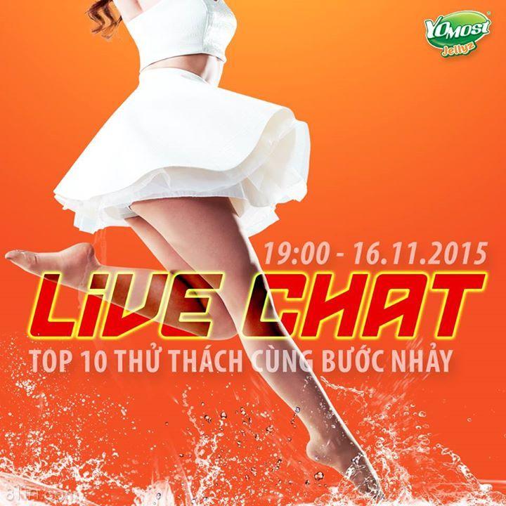 Các Yofan biết tin gì chưa? YoMost sẽ tổ chức buổi LiveChat