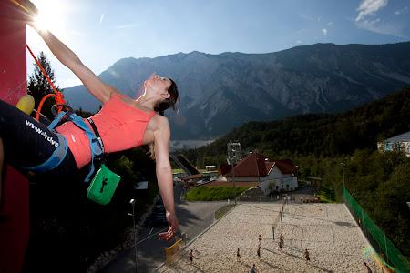Escalada Austria: Oetzal climbing