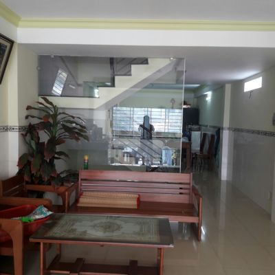 Bán nhà Mặt Tiền đường Thạch Lam Quận Tân Phú  4,5 tấm giá 12 tỷ4