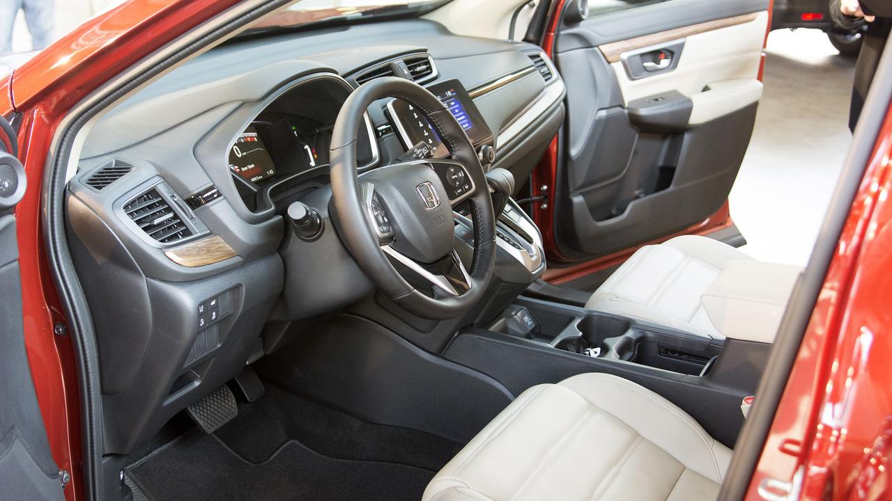 Xe ô tô Honda CR V 021