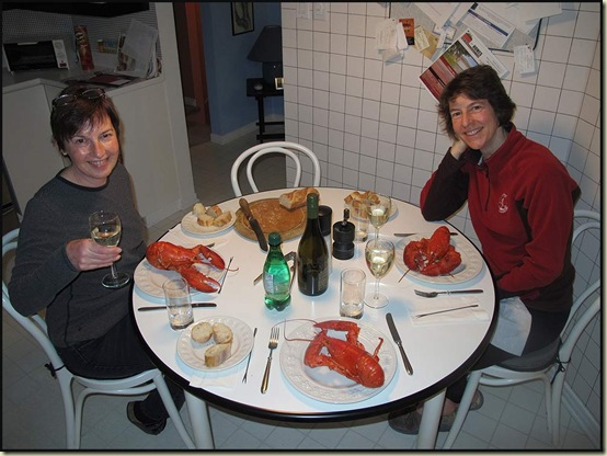 A Lobster Supper