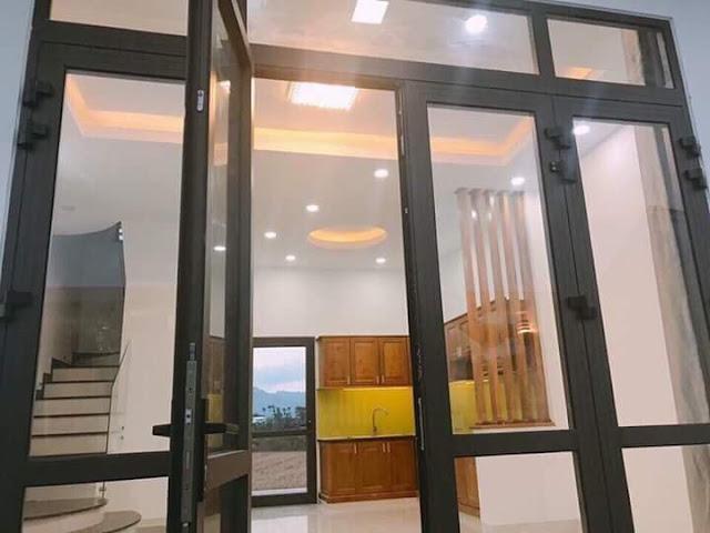 Bán nhà phố kiểu Biệt Thự Phú Trung Vĩnh Thạnh Nha Trang 04