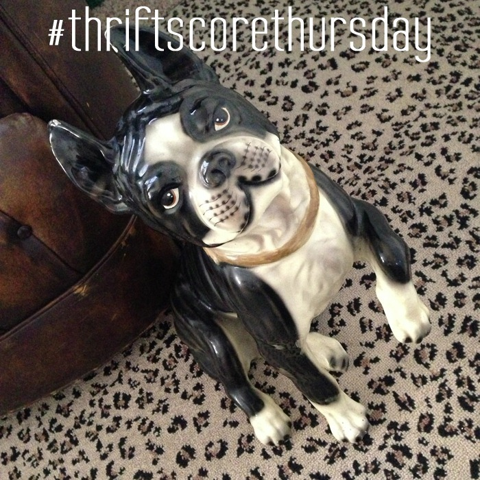 thrift score thursday life size ceramic boston terrier2