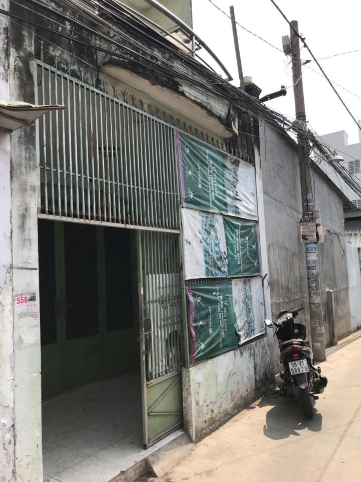 Bán nhà hẻm 79 Bờ Bao Tân Thắng Quận Tân Phú, diện tích 4mx10m, 1 trệt 1 lầu, giá 3.2 Tỷ chính chủ.