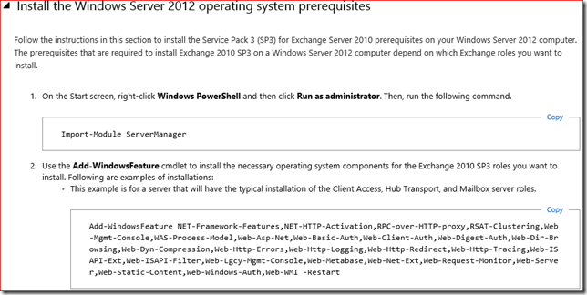 Jetze's blog: Exchange 2010 SP3: UCMA requires the following missing